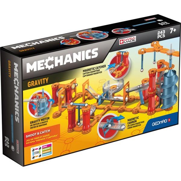 Geomag Mechanics Gravity Shoot & Catch 243