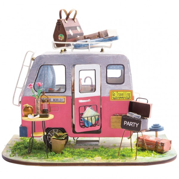 Rolife: Happy Camper