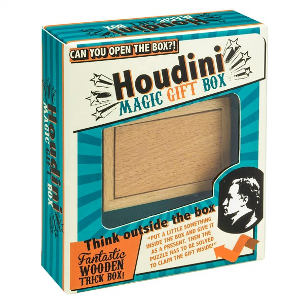Houdini Magic Gift Box