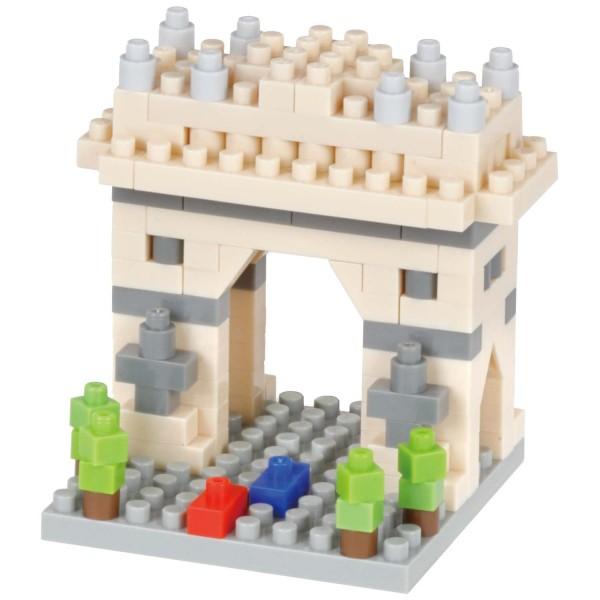 Nanoblock: Arc de Triomphe Mini