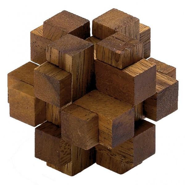 Holzpuzzle Gemini