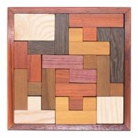 Lila-Holz