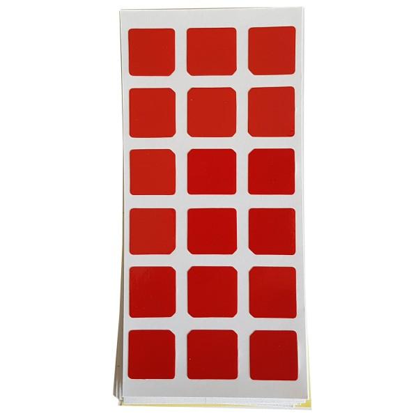 DaYan Sticker für GuHong und Zhanchi 3x3x3 (2 Sets)