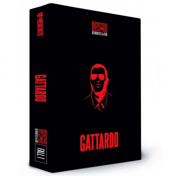 Detective Stories: 60 Min Edition. Fall 1 - Gattardo