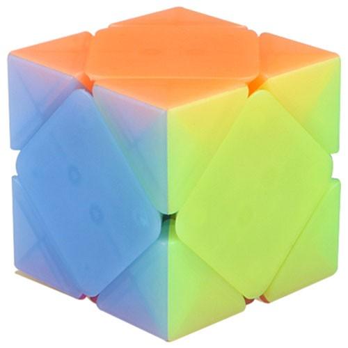 QiYi QiCheng Skewb Jelly Cube