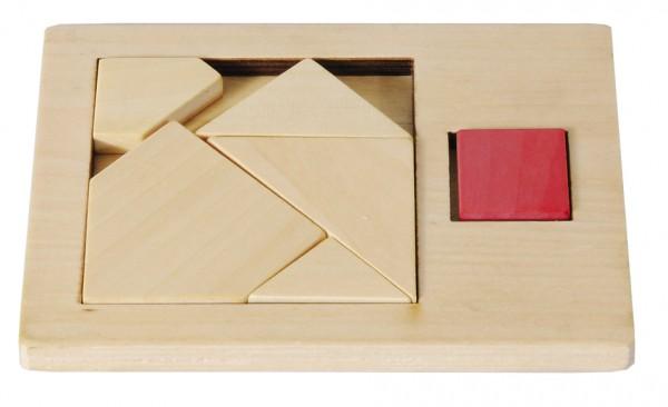 Extra Piece Quadrat klein 1