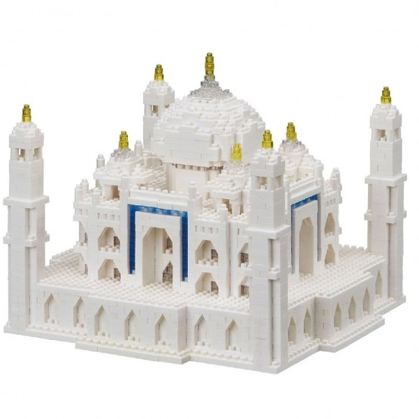 Nanoblock: Taj Mahal Deluxe Edition