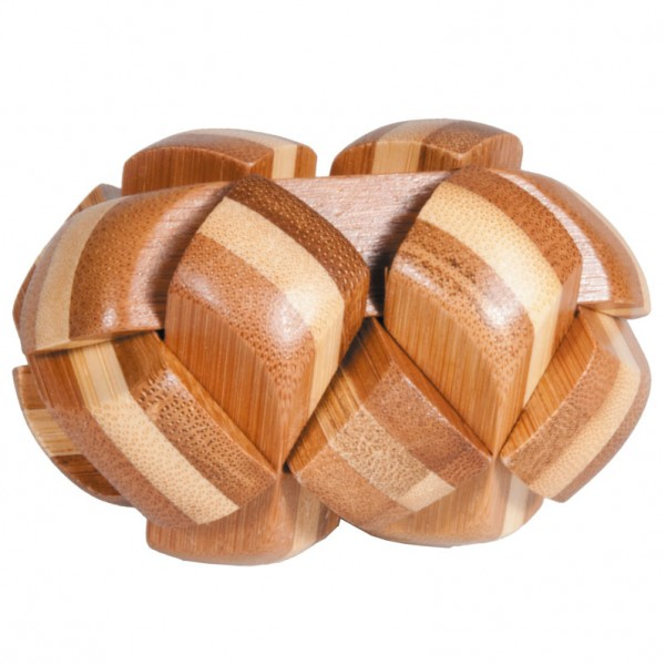 "Bambuspuzzle ""Oval"""