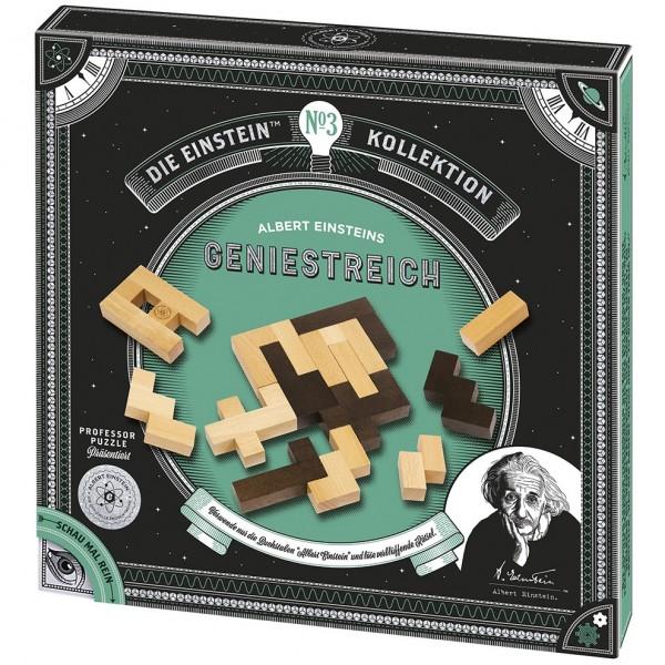 Professor Puzzle Albert Einsteins Geniestreich