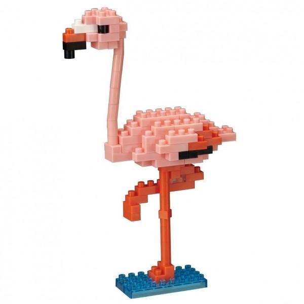 Nanoblock: Flamingo