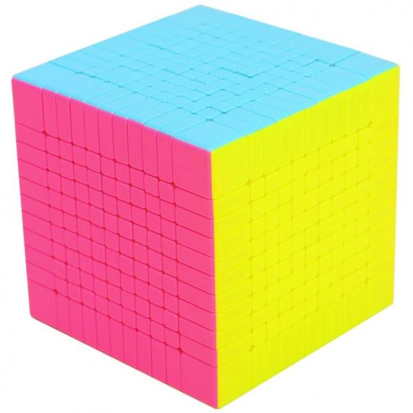 YuXin Huanglong 11x11x11 Stickerless Cube