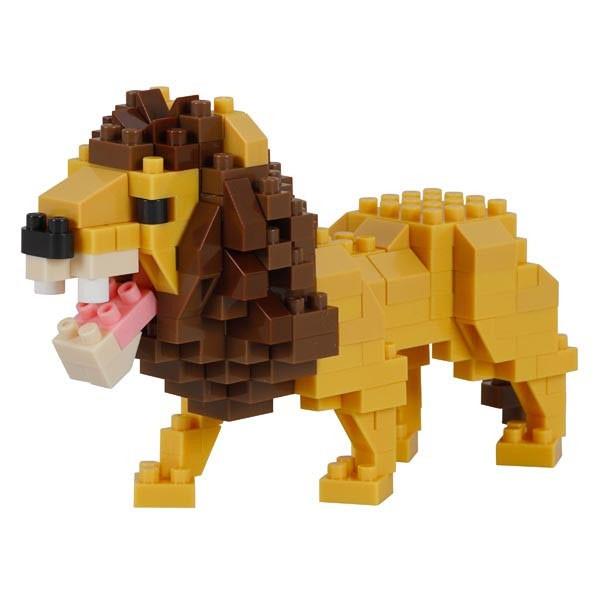 Nanoblock: Lion 3