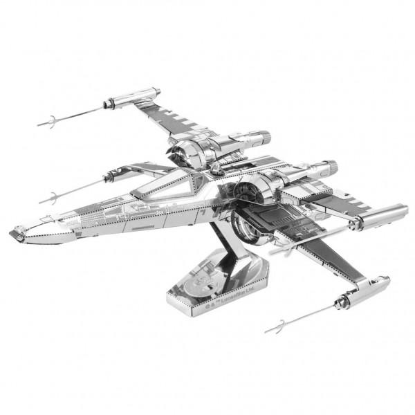 Metal Earth: STAR WARS Poe Dameron's X-Wing Fighter
