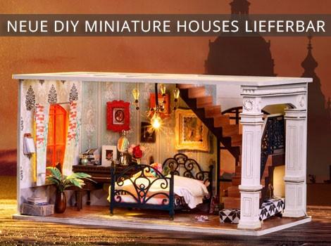 Rolife DIY Miniature Houses