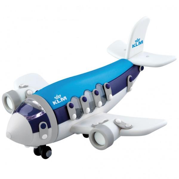 mic o mic: Grosser Düsenjet KLM