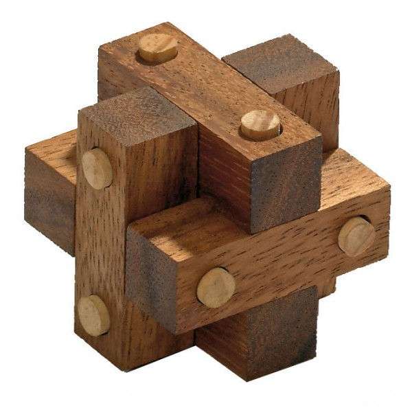 Holzpuzzle Perseus