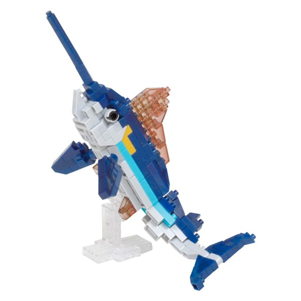 Nanoblock: Marlin
