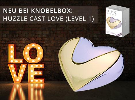 Huzzle Cast Love