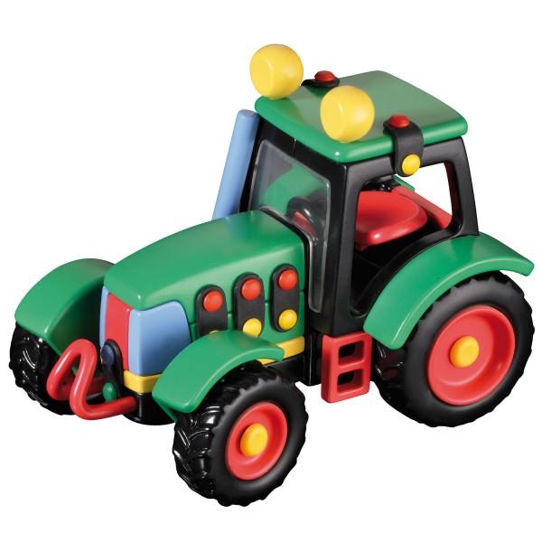 mic o mic: Kleiner Traktor