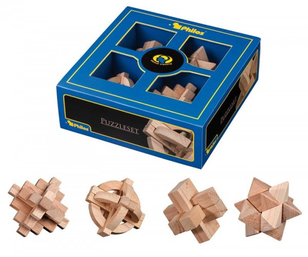 Puzzleset II, Buche