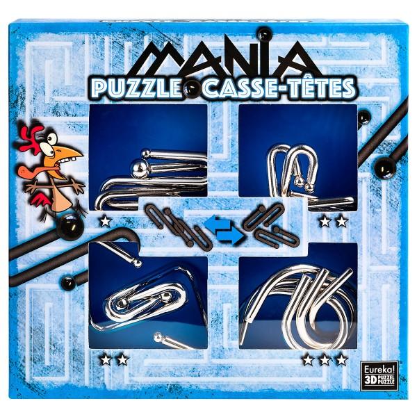 "Puzzle Mania ""Rooster"" (blau)"
