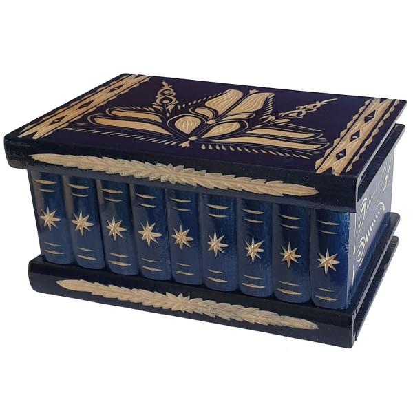Transylvany Secret Box XL Blau
