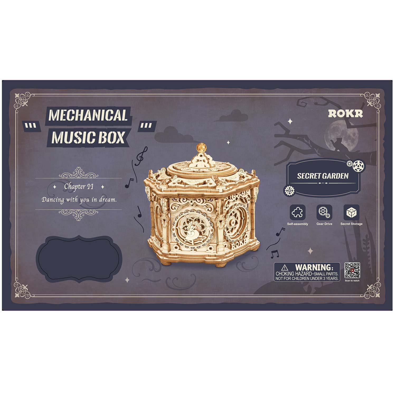 Rokr Mechanical Music Box