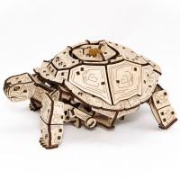 Eco Wood Art: Turtle