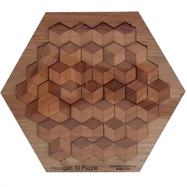 Hexagon 10