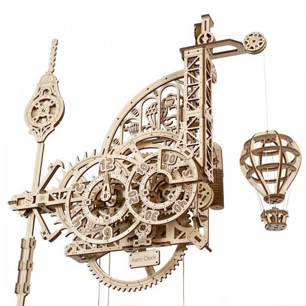 Ugears Aero Uhr (Wanduhr mit Pendel)