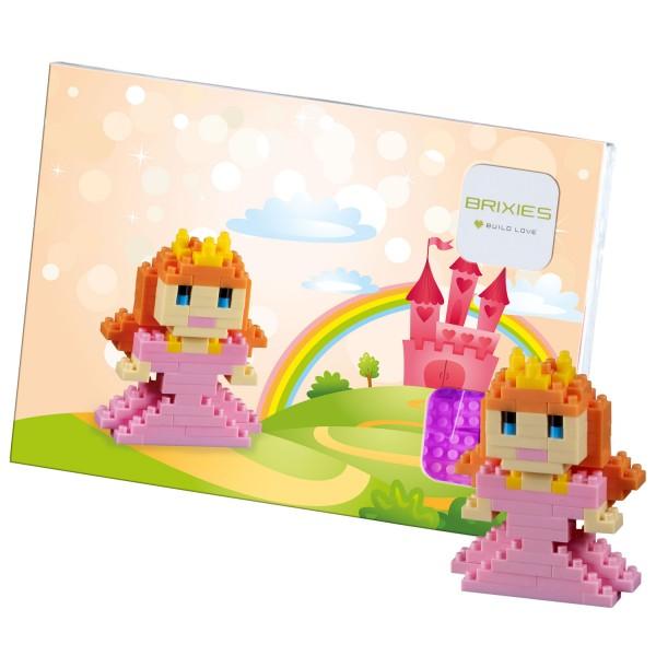 Brixies Postkarte Prinzessin