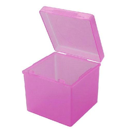 Schutzbox für 57mm-Cubes Pink