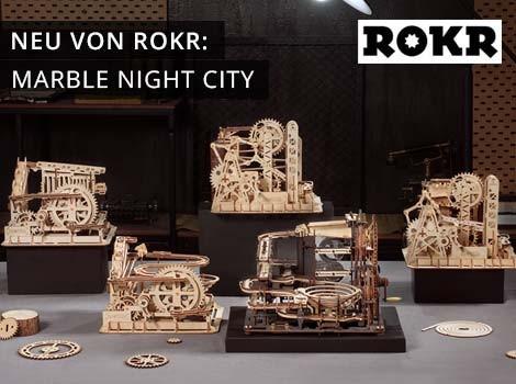 Rokr Marble Night City