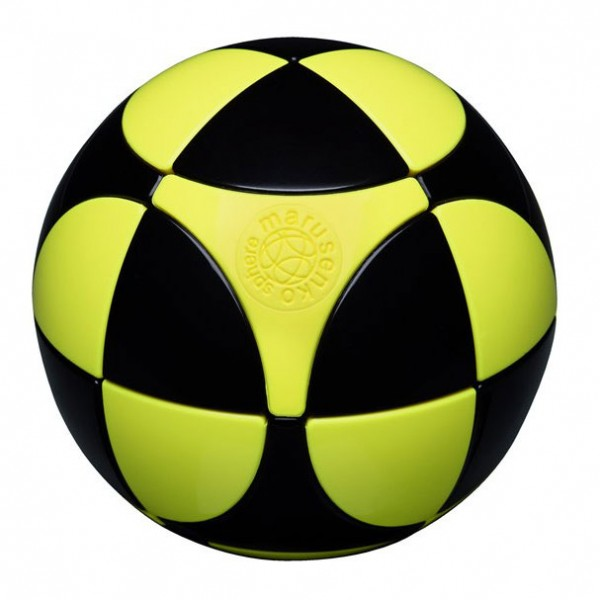 Sphere Ball schwarz/gelb (Level 1)