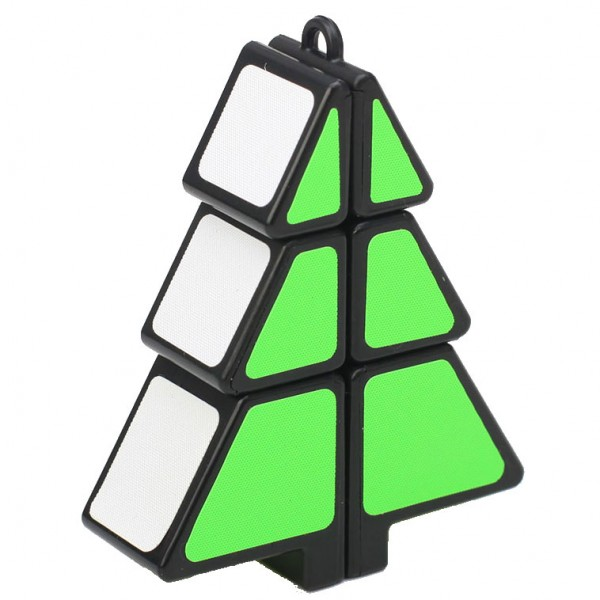 Z-Cube 1x2x3 Christmas Tree Cube