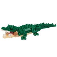 Nanoblock: Krokodil