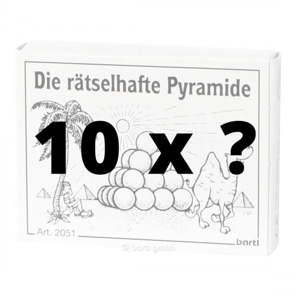 10 Minipuzzle Sparpaket