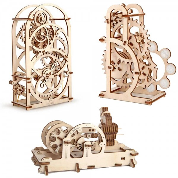 Ugears Technik Spar-Set