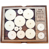 Circle Pack 13 Puzzle