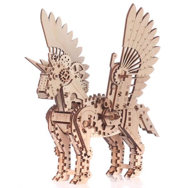 Mr. Playwood: Mechanical Unicorn Small