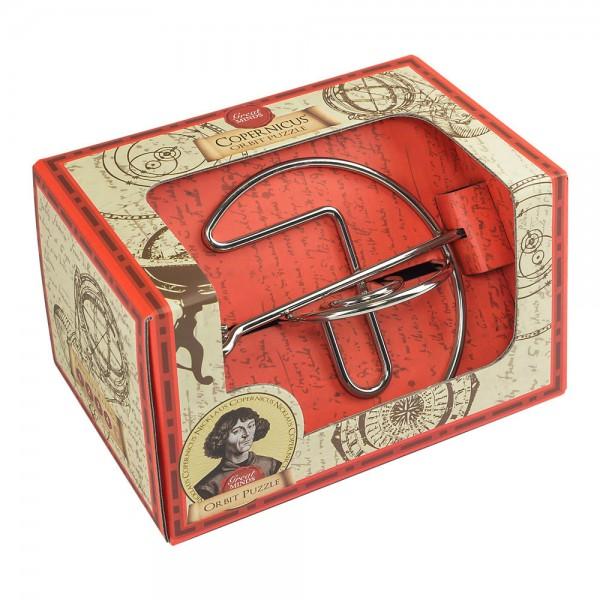 Great Minds Copernicus' Orbit Puzzle