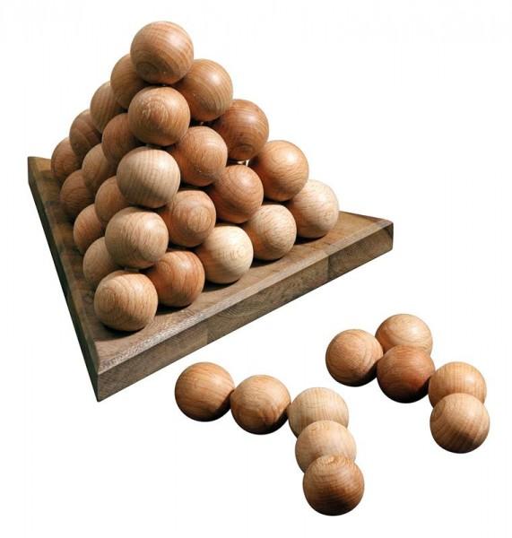 Kugel-Pyramide