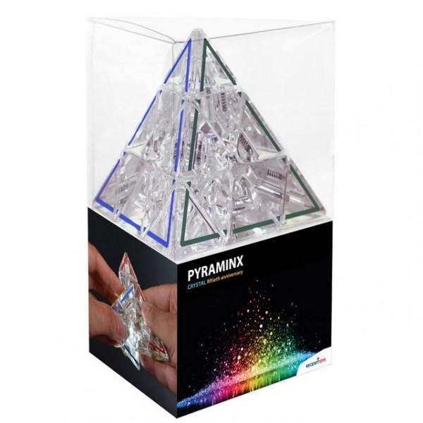 Meffert's Crystal Pyraminx