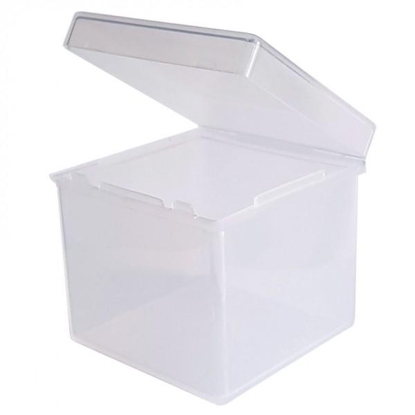 Schutzbox für 57mm-Cubes Transparent