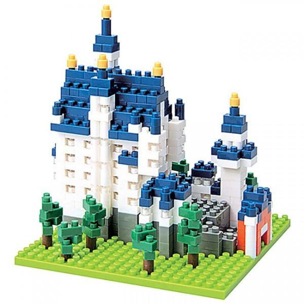 Nanoblock: Schloss Neuschwanstein