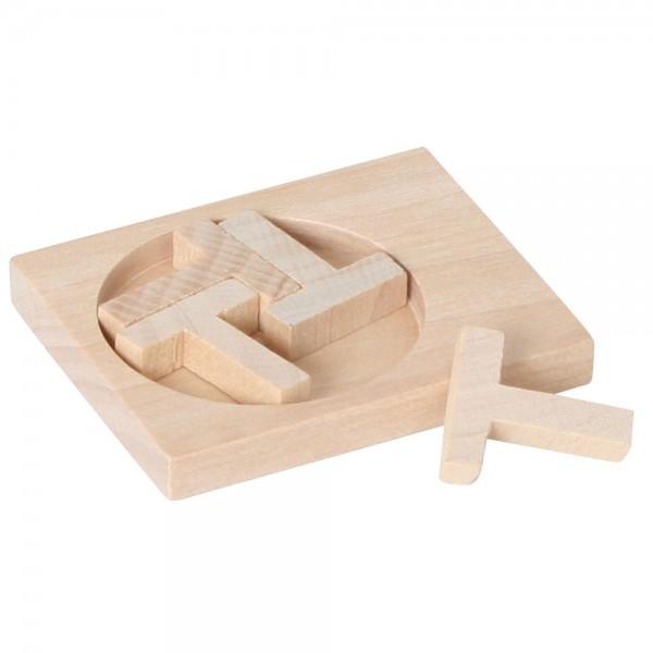 Pocket Puzzle T-Puzzle