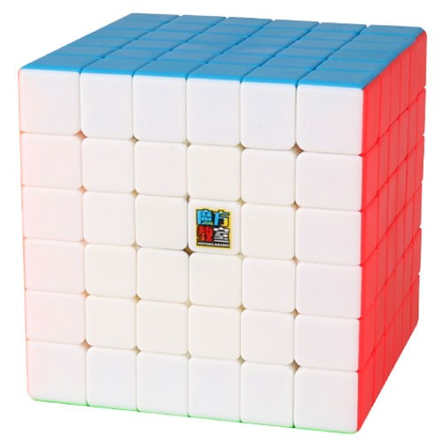 Cubing Classroom Meilong 6x6 Stickerless Magic Cube