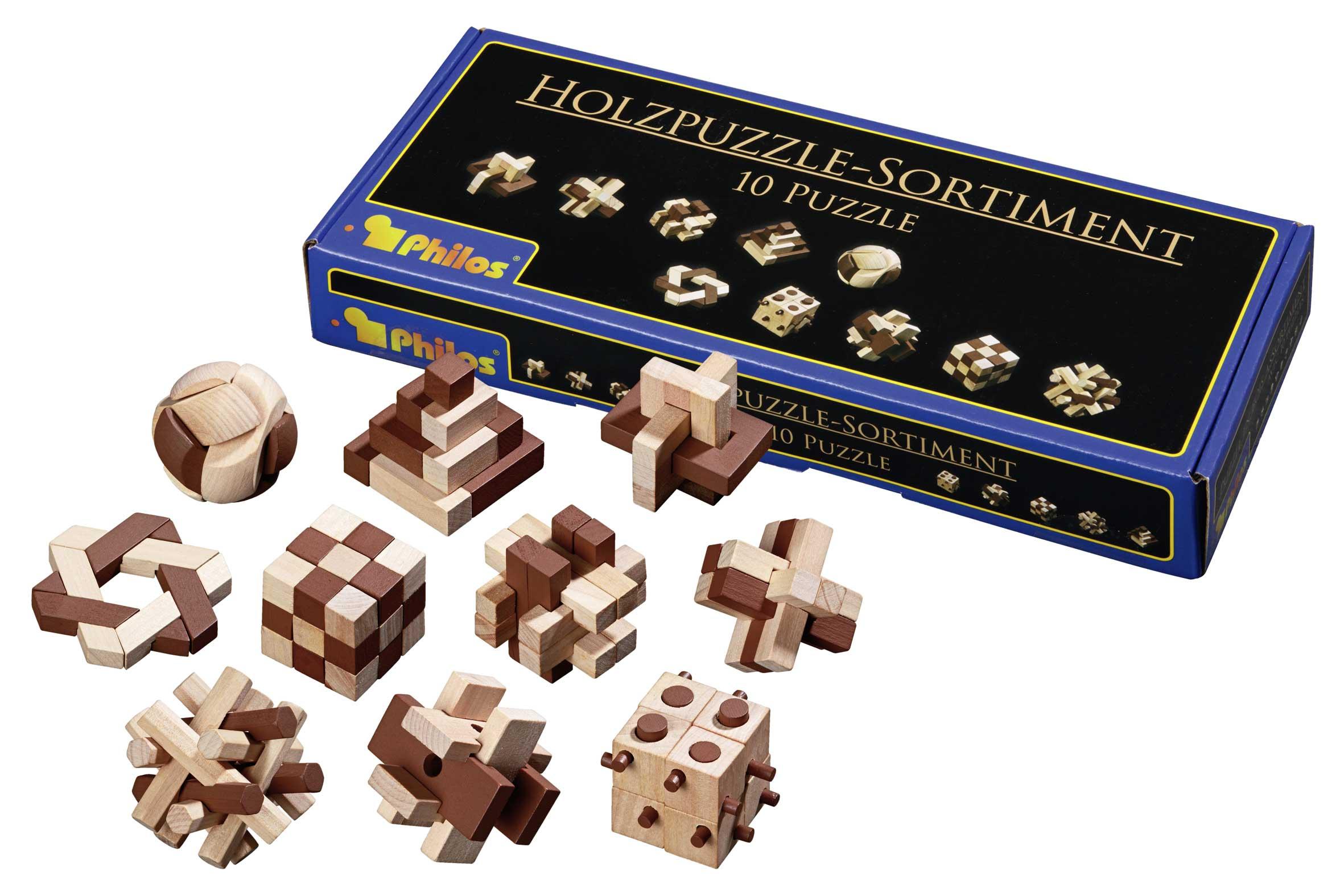 Sparpakete - Puzzles im Set
