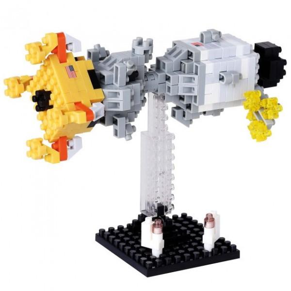Nanoblock: Lunar Landing