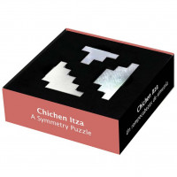 Krasnoukhov's Symmetry Puzzle Chichen Itza